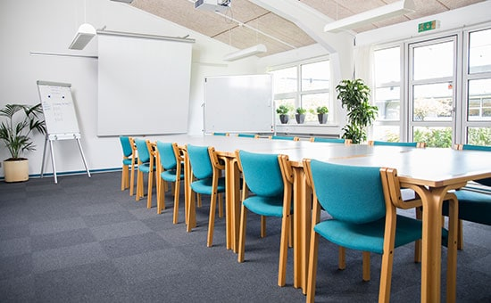 Mødelokale Ellegården Sønderborg