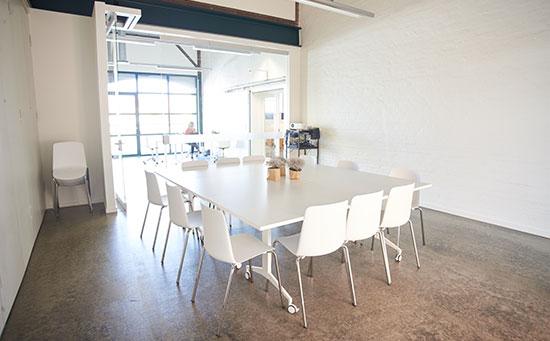 mødelokale i kolding med lækre faciliteter