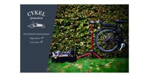 Cykeltjenesten er ny virksomhed i Videnbyen