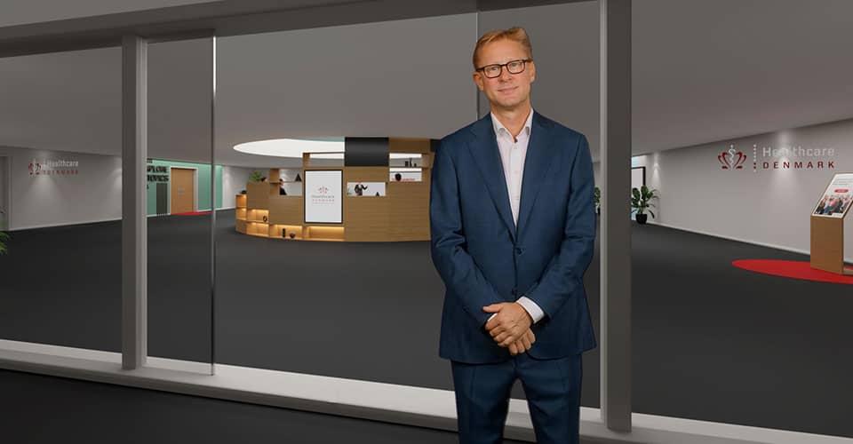 Nyt digitalt besøgscenter i Forskerparken